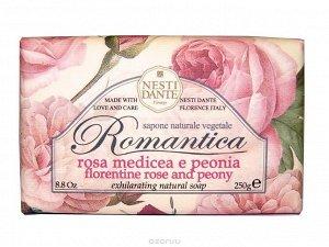 НЕСТИ ДАНТЕ мыло Роза и Пион 250г