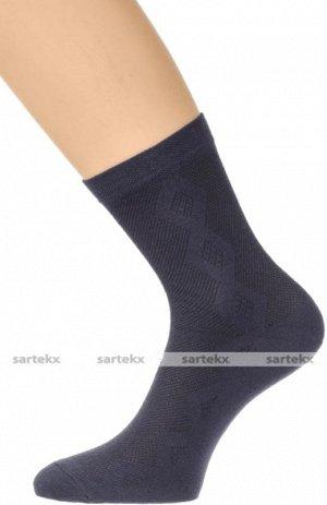 Носки мужские Сартекс В-25, Синий