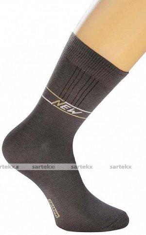 Носки мужские Сартекс В-24, Темно-Серый