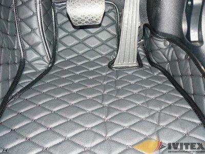 IVITEX эксперт Чистоты в Вашем авто.   — Коврики IVITEX LUX 3D — Аксессуары