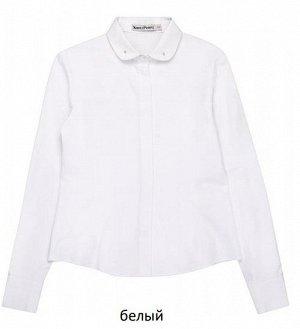 """Блуза """"Классика с потайной планкой"""""""