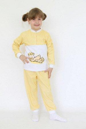 Пижама Цвет как на фото.  Ткань: футер
