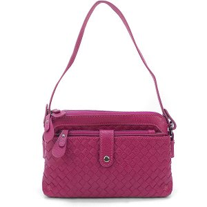 СКИДКА. Женская сумка Borgo Antico. 8883/Q001 maroon