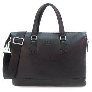 Мужская сумка Borgo Antico. Кожа. PBY 8709-5/4875-3 black