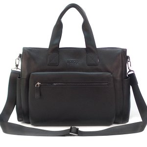 Мужская сумка Borgo Antico. Кожа. L 1051-2 black