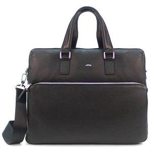 Мужская сумка Borgo Antico. Кожа. 188308-5 black NN