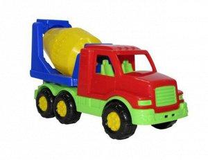"""""""Максик"""", автомобиль-бетоновоз, сетка. 20 см"""