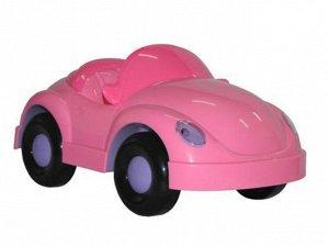 Автомобиль для девочек Вероника 25см, пакет