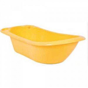 Детская ванночка Фаворит 100*51*27 см желт/оранж. Dunya Plastik