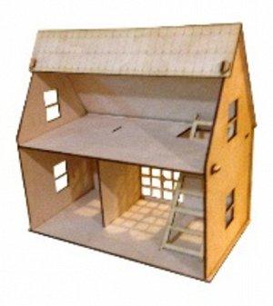 Дом для куклы мини ДДМ1