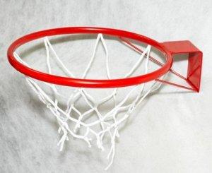 Корзина баскетбольная №3 мал. с упором.30см