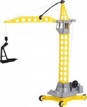 """Кран башенный """"Агат"""" на колесиках малый 52 см, пак."""