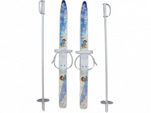 лыжи детские Д15