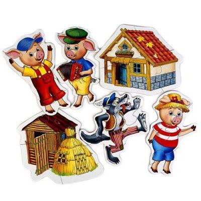 Чёкупила. Тысячи товаров для детей до 250р!   — Пазлы макси — Конструкторы и пазлы