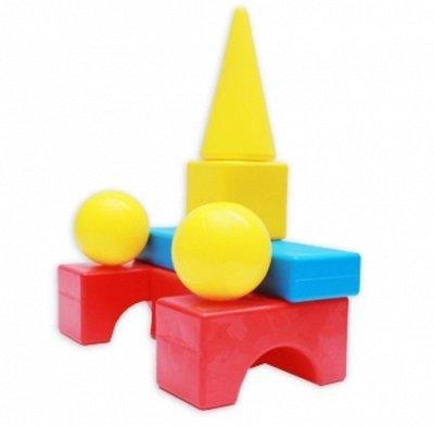 Игрушки как в СССР. Только лучшее и проверенное!  — Строительные наборы и кубики — Развивающие игрушки