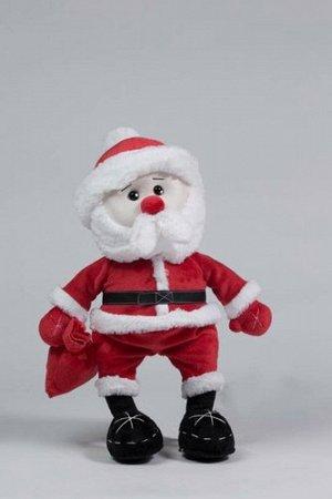 Мягк. игрушка Кукла Санта-Клаус  56 см  *