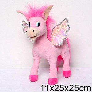 """Мягк. игрушка """"Мульти-пульти"""" Лошадка с крыльями,30 см."""