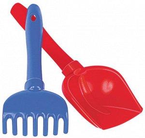 Набор №72: лопатка, грабельки  22*8*5 см