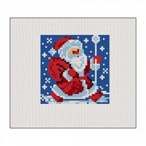 Набор для вышивания Дед Мороз 20*17*3,5  *