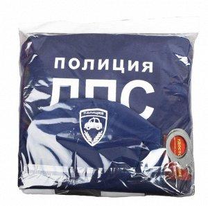 Набор ДПС 2 (штаны, куртка,кепка, жезл, наручник,удостоверение) пакет 23*34 см