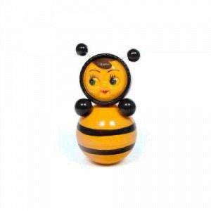 Неваляшка пчела-Маша озвученная в худ.упаковке 22*12*12