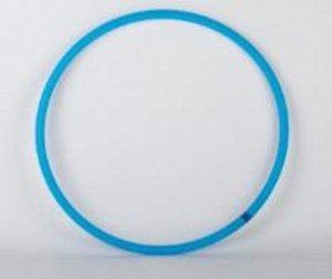 Обруч 60 см, облегченный , голубой