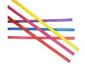Палка гимнастическая 90 м, цвет ассорти