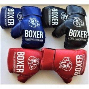 Перчатки боксерские детские игровые