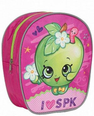 Рюкзачок малый Шопкинс 4, 22*25*9см.