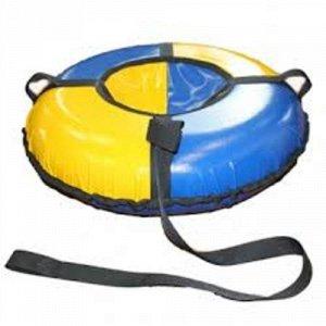 Санки-ватрушка  надувные (тюбинг) d-100 см.  до 100 кг.