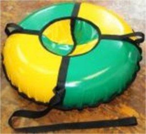 Санки-ватрушка  надувные (тюбинг) d-70 см. до 35 кг.