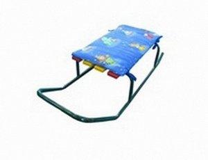 Сидушка для санок детских без спинки 0,54*0,33   *