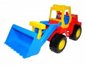 """Трактор-погрузчик """"Техник"""" 43 см"""