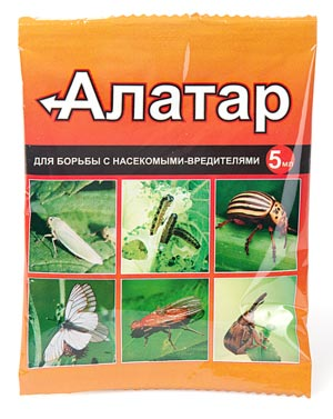 От вредителей Алатар 5 мл. (1/150) /ВХ/