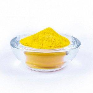 720-02 Краска Холи, желтый, 100 г
