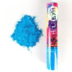 30 см Пневмохлопушка Холи Бум синяя