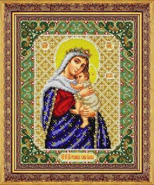 Набор (вышивка бисером) Пр.Богородица Отч.единая надежда