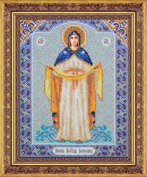 Набор (вышивка бисером) Пр.Богородица Покрова