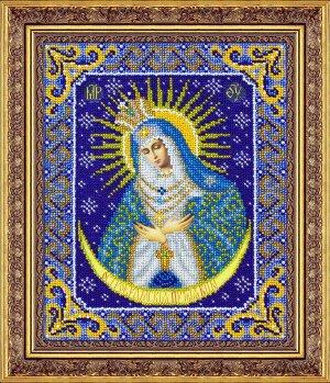 Набор (вышивка бисером) Пр.Богородица Остробрамская