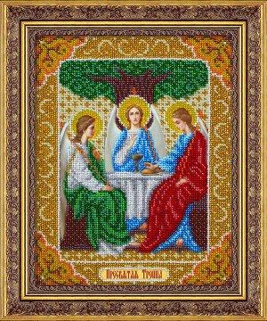 Набор (вышивка бисером) Святая Троица