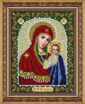 Набор (вышивка бисером) Пр.Богородица Казанская