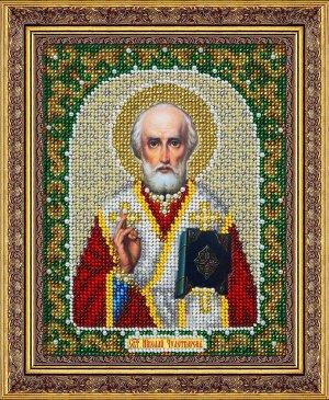 Набор (вышивка бисером) Св.Николай Чудотворец