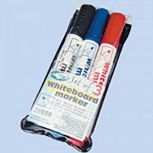 Набор из 3-х маркеров для белой доски, 14см