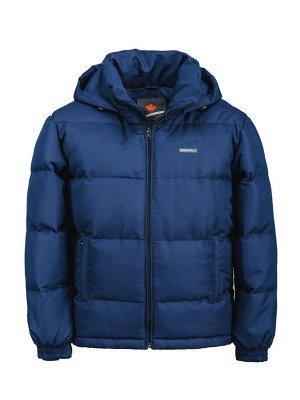 Очень теплая зимняя куртка на полного ребенка Мерлион