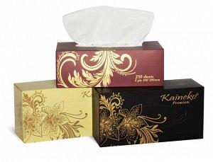 Кайнеко Премиум Бумажные салфетки 3*250
