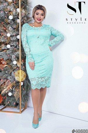Платье 40688