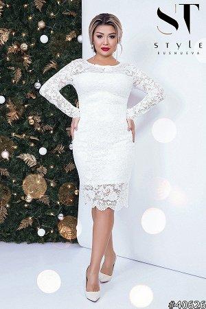 Платье 40626