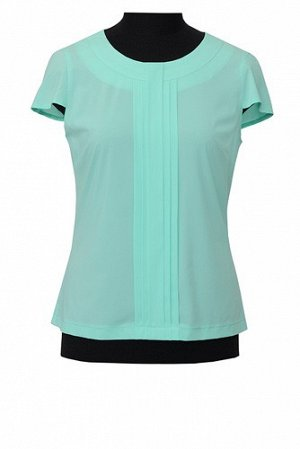 Блуза Б-5 зеленый