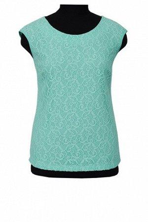 Блуза Б-7 зеленый