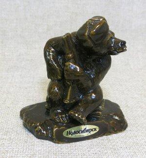 Фигура Медведь охотник, 1464